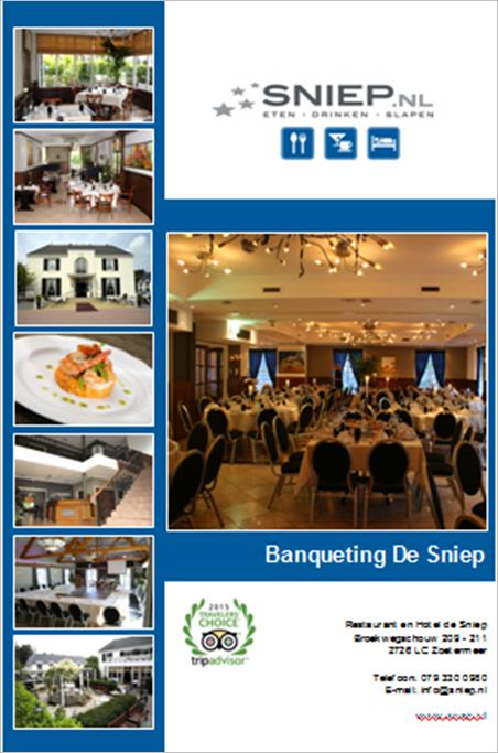 Banqueting De Sniep